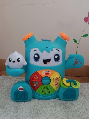 Robot interactif Fisher Price
