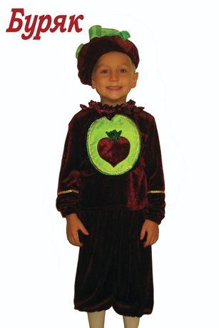 Продаж та прокат  костюми для дітей на свято осені
