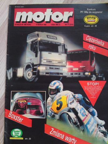 Tygodnik Motor Nr 11/93