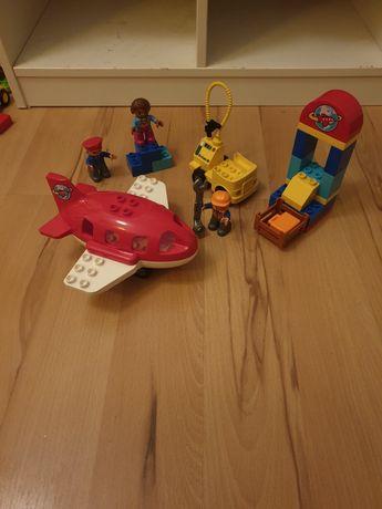 Lego duplo lotnisko