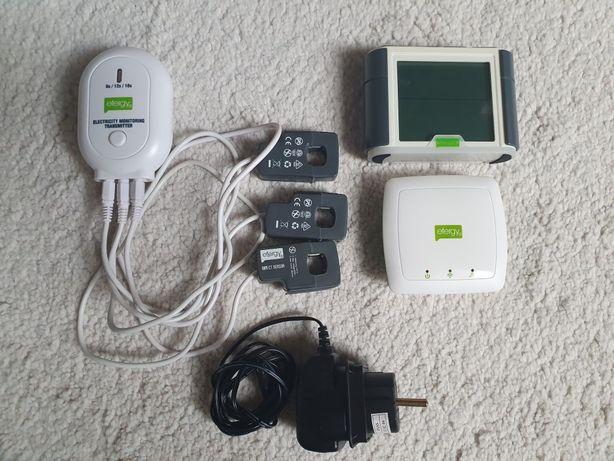 Efergy Engage monitoring zużycia energii elektrycznej