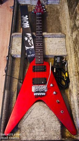 Gitara elektryczna V- Fernandez 85r