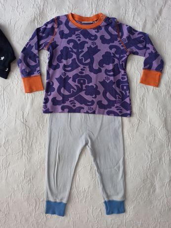piżama piżamka KappAhl rozmiar 86/92 długi rękaw