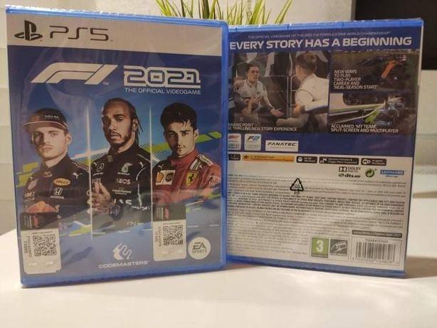 F1 2021 - PlayStation 4 ou PlayStation 5