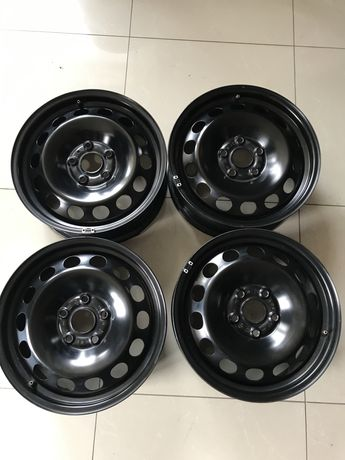 Диски 16/5/112 металеві диски SKODA VW AUDI