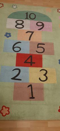 Dywan kolorowy dziecięcy