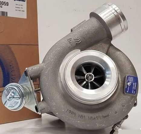 Nowa turbosprężarka BorgWarner Deutz Fahr