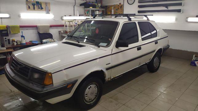 Автомобиль Volvo 340GL газ, бензин. Езжу каждый день.