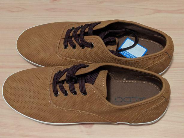 Aldo унисекс ботинки кеды 40 резмер