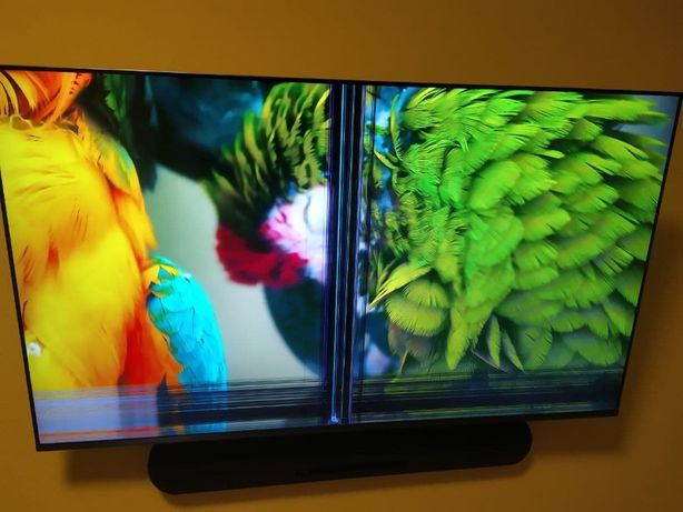 Продам телевизор Samsung UE55MU7055