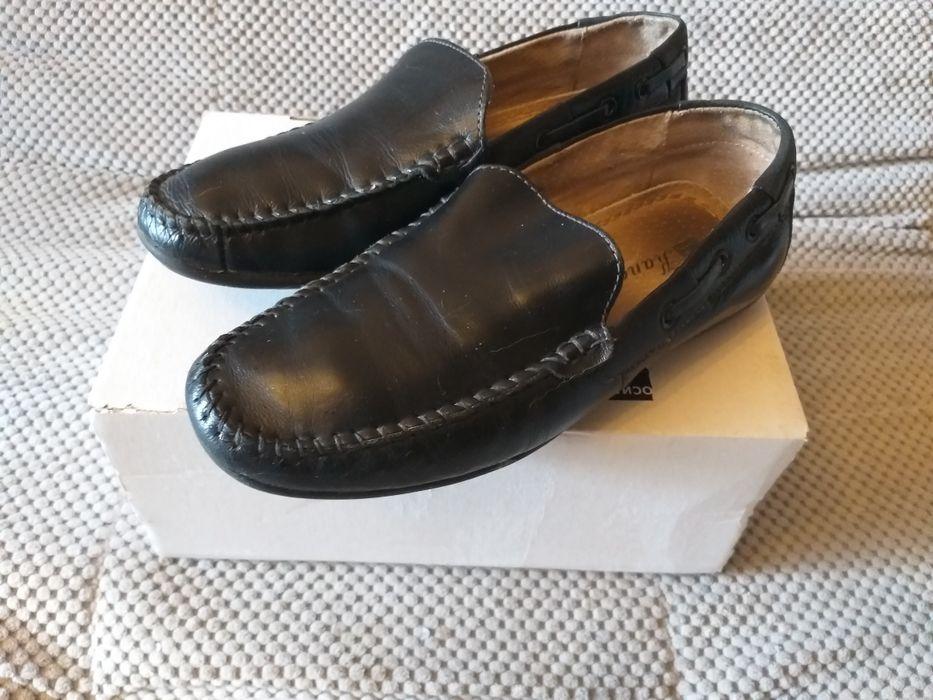 Туфли макасины на мальчика кожаные Днепр - изображение 1