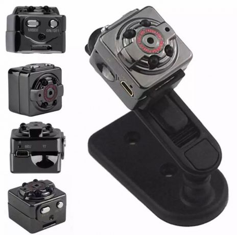 Vendo câmera SQ8 MiNi Full HD 1080P 720P nova