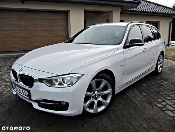 BMW Seria 3 *Sportline* 320d* 184KM* Bi xenon*Navi*Parktroniki* Alus 18* Bezwypadk
