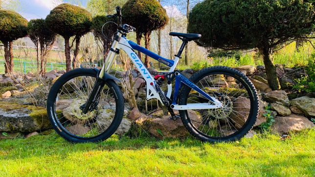 Rower Giant Glory DH Freeride