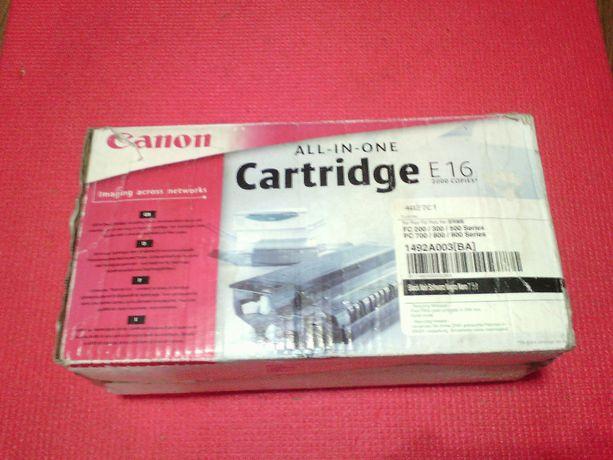 Картридж Canon E16 оригинал б/у