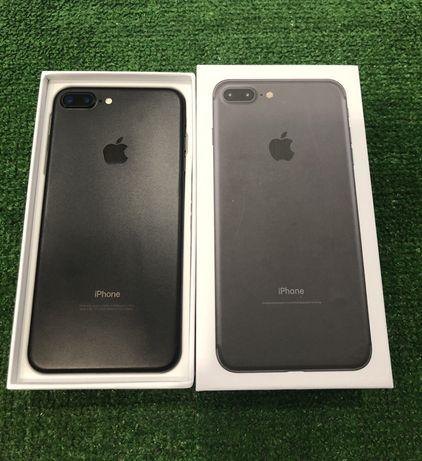 IPhone 7 Plus + 32 black Neverlock Гарантия 3 месяца Идеал Оригинал