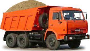 Продам строительные материалы(песок, щебень, отвалшлак,граншлак,глина.