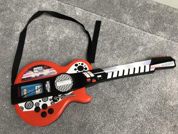 Gitara Simba z wejsciem na odtwarzacz MP3