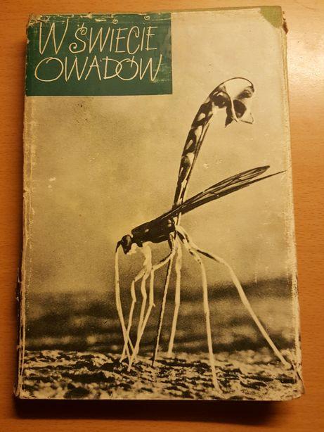 """KSIĄŻKA """"W świecie owadów"""" Władysław Strojny"""
