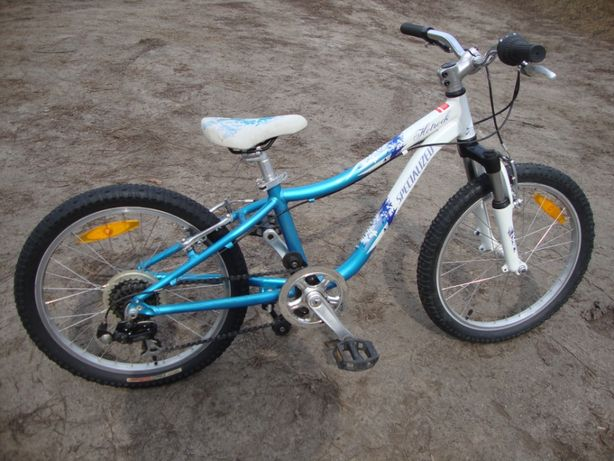 Подростковый горный велосипед SPECIALIZED 20 на девочку детский