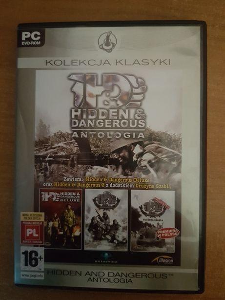 Hidden and Dangerous: Antologia PC