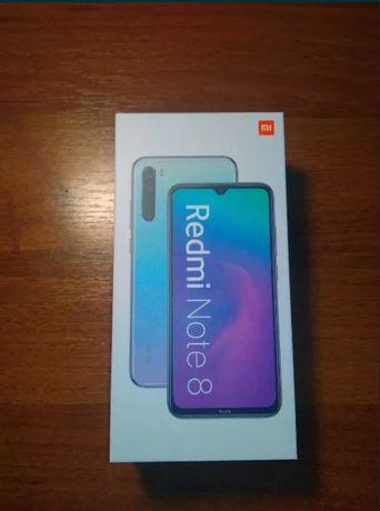 Мобильный телефон Xiaomi Redmi Note 8 4/64 | Новый, Черный, 4000 мач