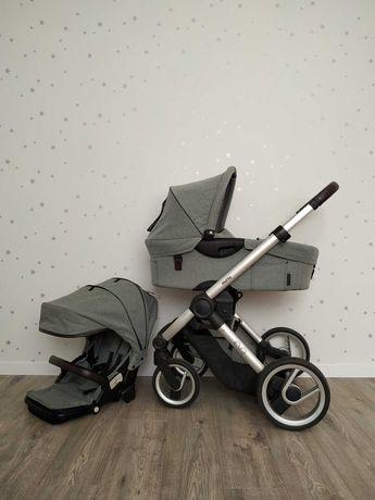 Универсальная коляска Mutsy EVO2 Farmer 2 в 1 2020 г