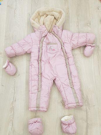 Kombinezon zimowy dziecięcy Wójcik Fashion rozmiar 80