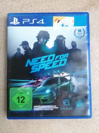 Gra Need For Speed Ps4