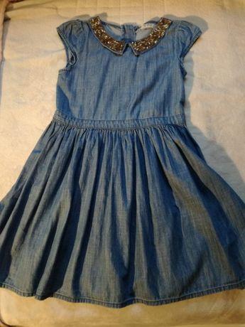 Ubrania dla dziewczynki w rozmiarze od 134cm do 140cm, tanio!