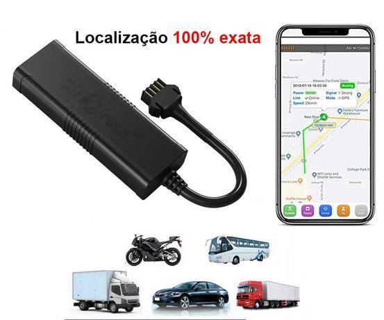 Mini Localizador GPS Motas Carros  Taxis Tuk Tuk Uber Frotas (NOVO)