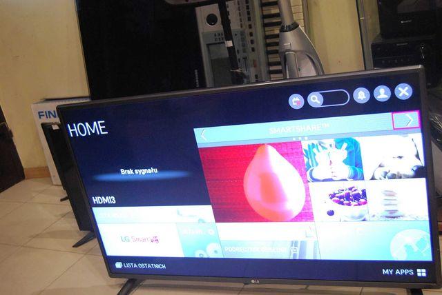 Telewizor LG 42LF5800/FullHD/Smart TV/WiFi/3xHDMI/Lombard Krzysiek