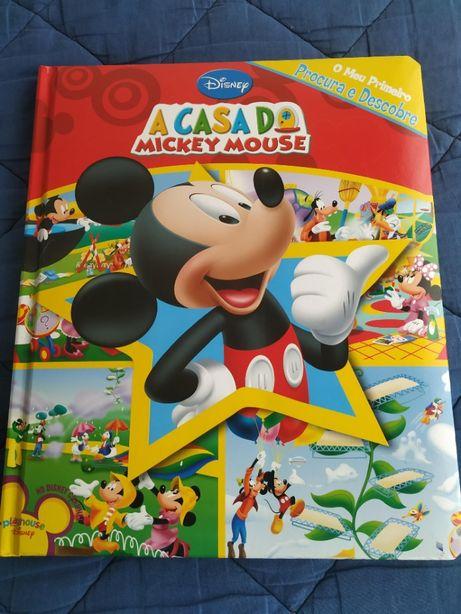 Livro Mickey