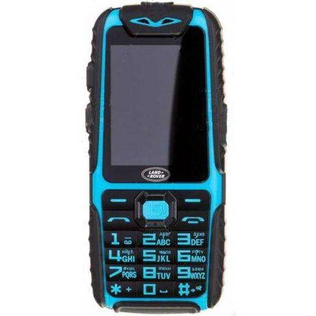 Телефон Land Rover A6 (9800mAh Power bank + Фонарь)