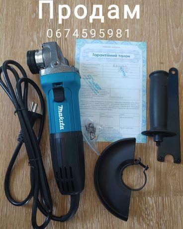 Болгарка Makita GA5030+Подарунок 2