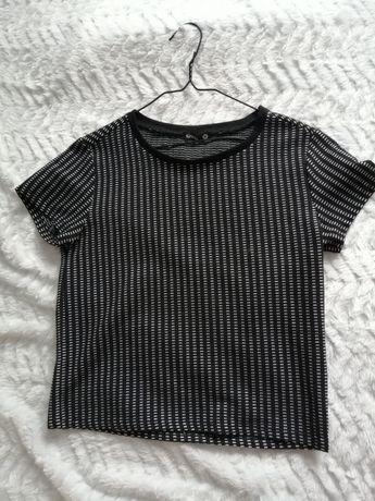 Krótka elegancka bluzka