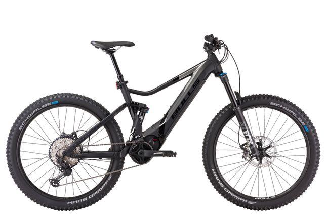 BULLS AM4 model 2021 Brose S Mag, 750Wh, FOX, czarny