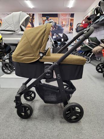 Zestaw Graco Evo 3w1 - nowy wózek wielofunkcyjny + fotelik