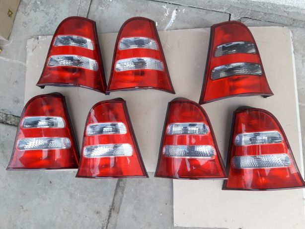 Стоп стопи фонарь фонари Mercedes мерседес А клас w168 рестайл