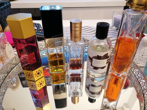 Zamienię perfumy różne chanel, organza