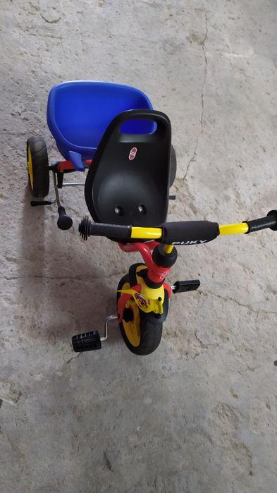 Rowerek Puky trójkołowy / jak nowy ! Kościernica - image 1