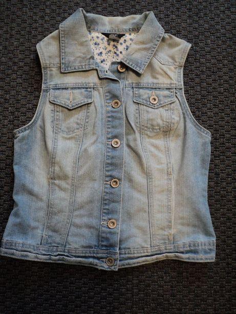 Kamizelka jeans F&F 36