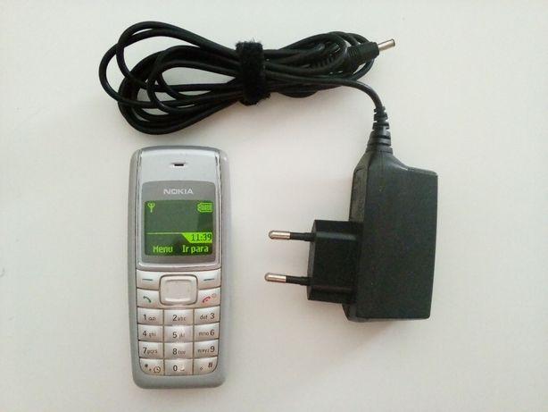 Telemóvel Nokia 1110 (Bloqueado a Optimus NOS) -PORTES GRÁTIS