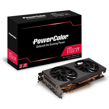 Rx 5700xt PowerColor 8gb