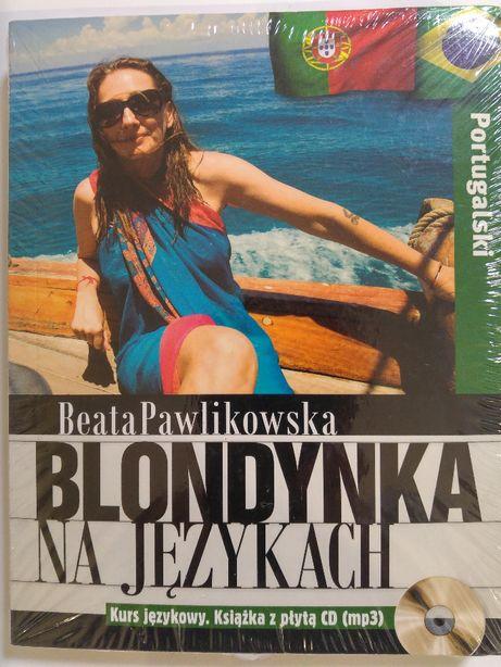 Blondynka na językach PORTUGALSKI z płytą CD/MP3
