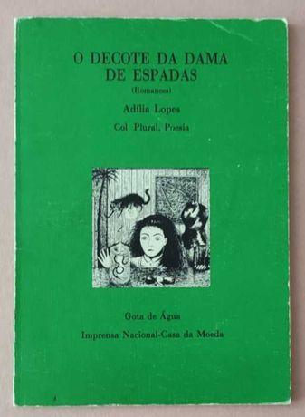 Lopes (Adília) - O decote da dama de espadas
