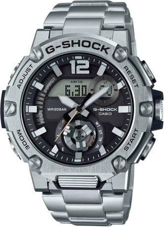56.100% Оригинал! Мужские часы CASIO GST-B300SD-1. Гарантия - 2 год