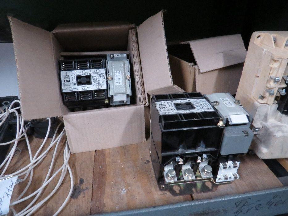 Магнитный пускатель ПММ 5 - 100, Контактор ПМЛ 5102