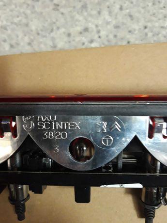 Światło stop  czujnik położenia  wału  peugeot 206 plus