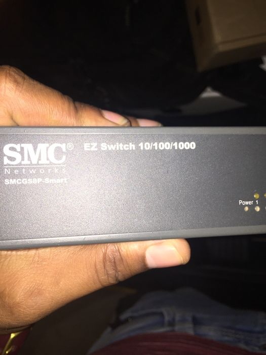 SMC EZ switch Porto Salvo - imagem 1